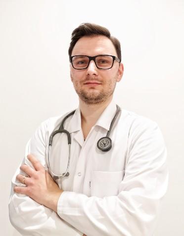 Lekarz online, lekarz na telefon- Marcin Myszura